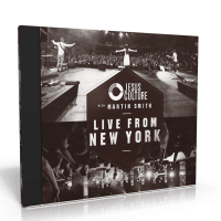 LIVE FROM NEW YORK 2CD  JESUS CULTURE