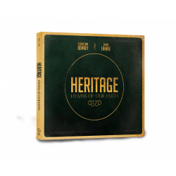 HERITAGE - HYMNS OF YOUR FAITH CD