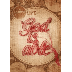 GOD IS ABLE LIVRE PARTITIONS CD ROM HILLSONG