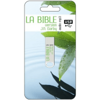 BIBLE DARBY AUDIO MP3 - CLE USB