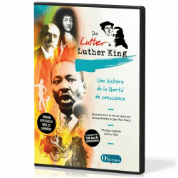 DE LUTHER A LUTHER KING  DVD