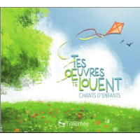 TES OEUVRES TE LOUENT CD