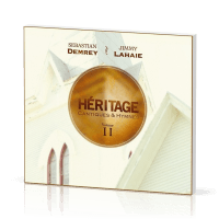 HERITAGE CANTIQUES & HYMNES CD VOL. 2