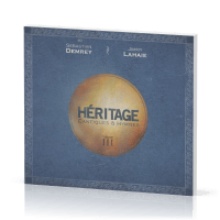 HERITAGE CANTIQUES & HYMNES CD VOL. 3