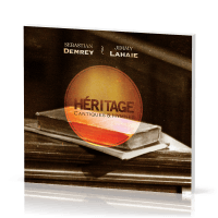 HERITAGE CANTIQUES & HYMNES CD VOL. 1