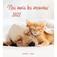 CALENDRIER CED NOS AMIS LES ANIMAUX