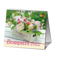 CALENDRIER GBK BOUQUETS - A POSER