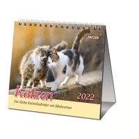 CALENDRIER GBK NOS AMIS LES CHATS - A POSER
